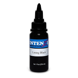 Tinta Intenze Lining Black