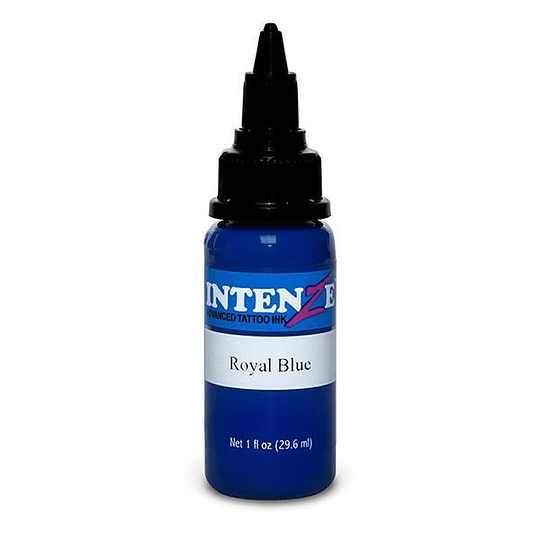 Tinta Intenze Royal Blue