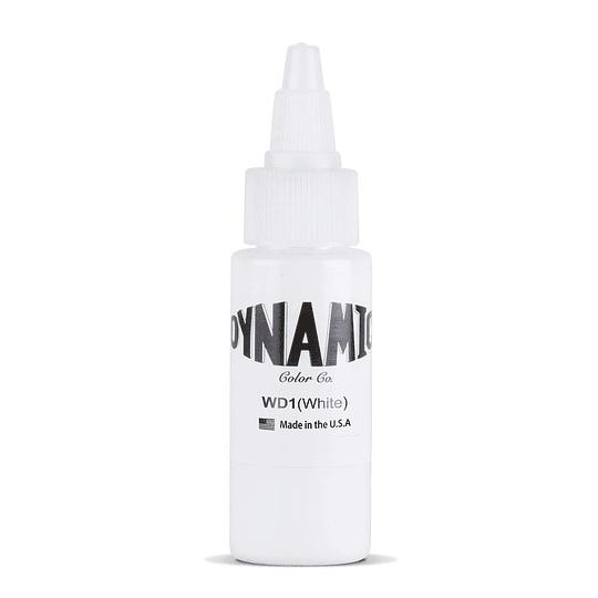 Tinta Dynamic White 1oz