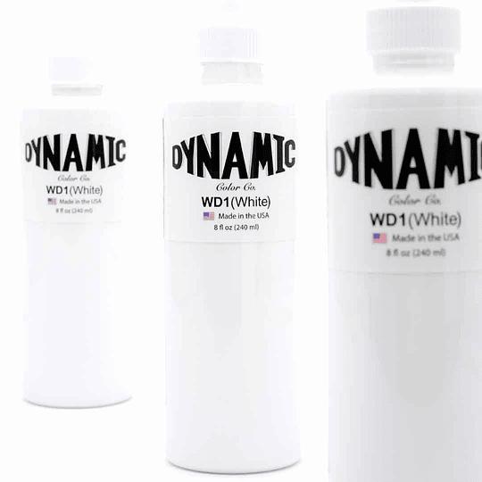 Tinta Dynamic White 8oz