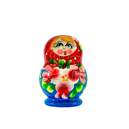 "Salero ""Matrioshka"""