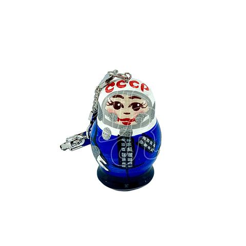Llavero Matrioshka Astronauta