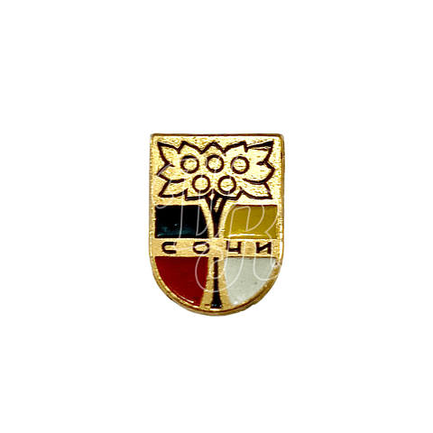 """Pin Soviético """"Sochi"""""""