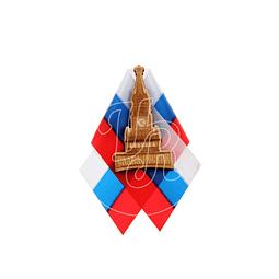 """Pin """"Torre Spasskaya"""""""