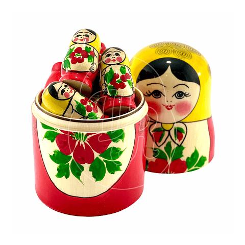 Matrioshka 10 piezas