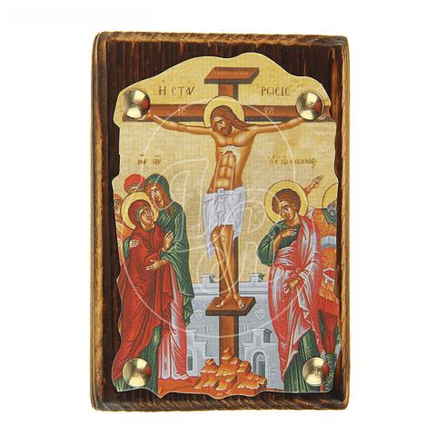 """Icono """"Crucifixión de Jesús"""""""