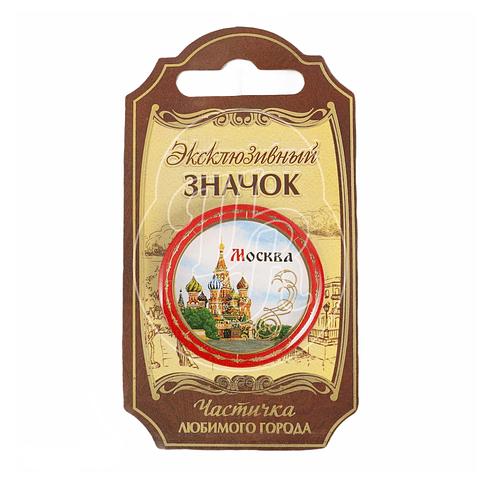 """Pin """"Moscú"""""""