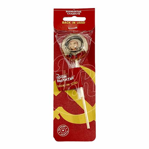 """Dulce chupeta """"Gagarin"""""""