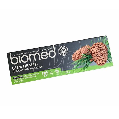 Crema dental Biomed