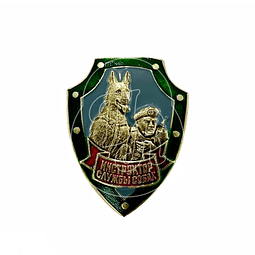 "Pin ""Instructor del servicio canino"""
