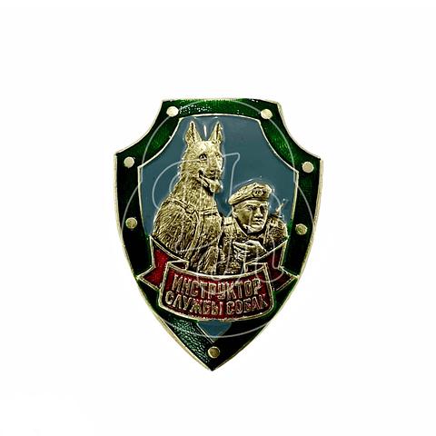 """Pin """"Instructor del servicio canino"""""""