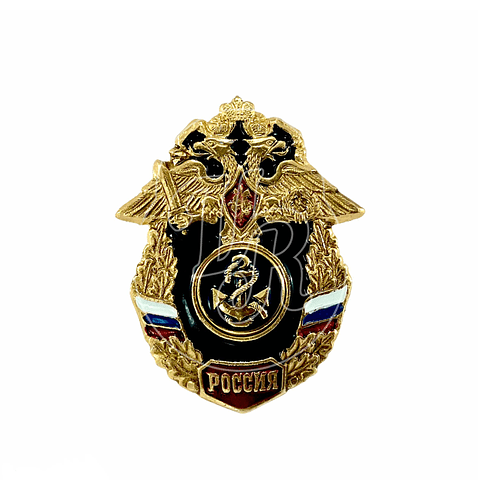 """Pin """"Rusia"""""""