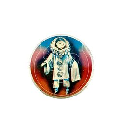 "Pin Soviético ""Pierrot"""