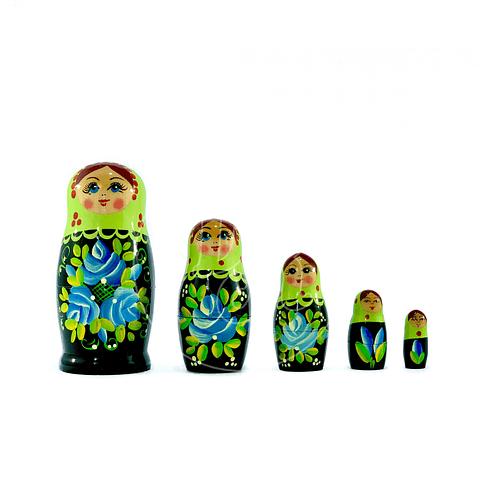 Matrioshka 5 piezas
