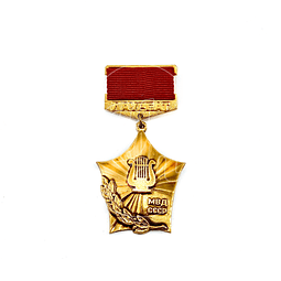 Pin Soviético Ministerio de Asuntos Interiores