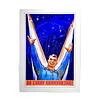 Afiche Soviético Gloria
