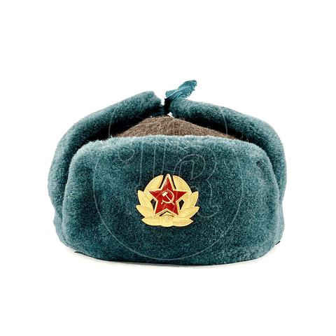"Gorro ruso militar ""Ushanka"""