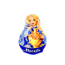 "Imán ""Matrioshka"""