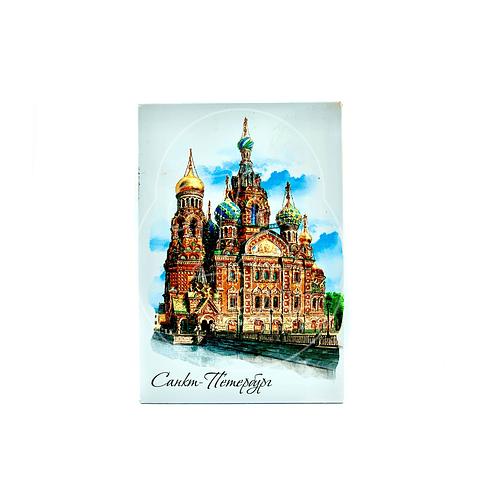 "Imán ""San Petersburgo"""