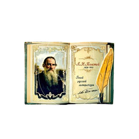 """Imán """"Leon Tolstoi"""""""