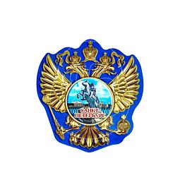 """Imán """"Escudo de Rusia"""""""