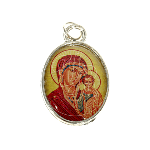 """Colgante """"Virgen de Kazán"""""""