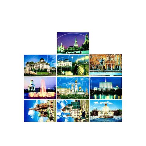 "Postales ""Moscú"""