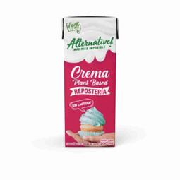 Crema Repostería Vegetal 200ml