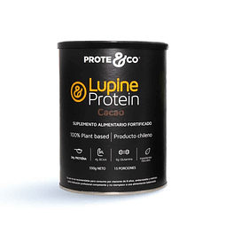 Lupine Protein Cacao