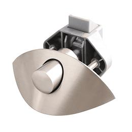 Cerradura para muebles Push Lock con tirador metálico