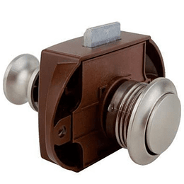 Cerradura Push lock para puertas con doble apertura