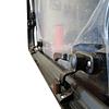 Ventana 500x350 mm esquinas rectas casa rodante o motorhome