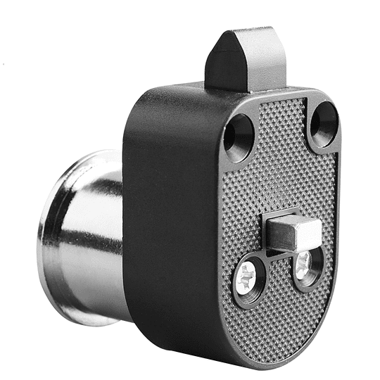 Cerradura para muebles Push Lock cuerpo pequeño