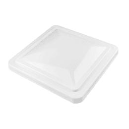 "Tapa de claraboya color blanco 360x360 mm (14x14"")"
