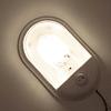 Foco LED 12/24V con interruptor negro