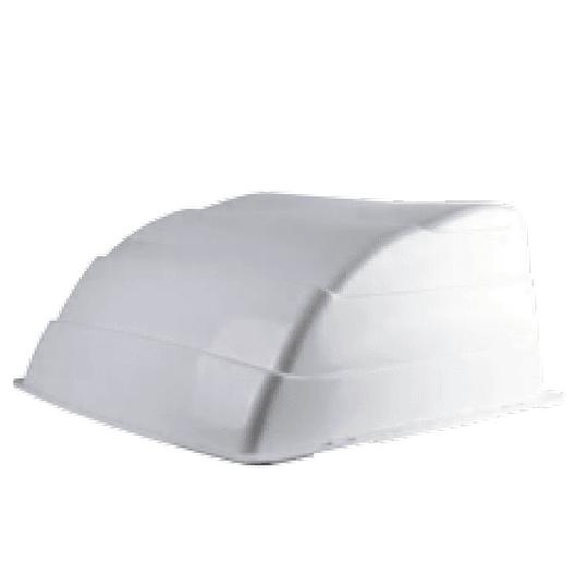 Cubierta de claraboya blanca