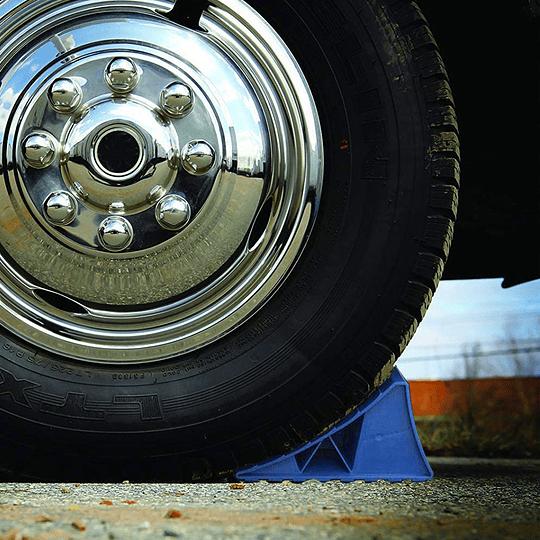 Cuñas de freno para rueda de casa rodante, motorhome, camper
