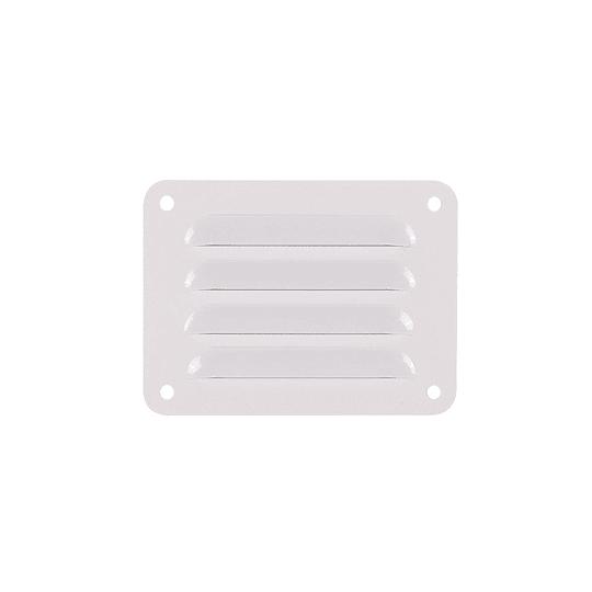 Rejilla de ventilación 100X75mm en aluminio para casa rodante, motorhome o camper