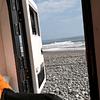 Puerta izquierda (piloto) para minicamper, teardrop, trailer, carro de arrastre