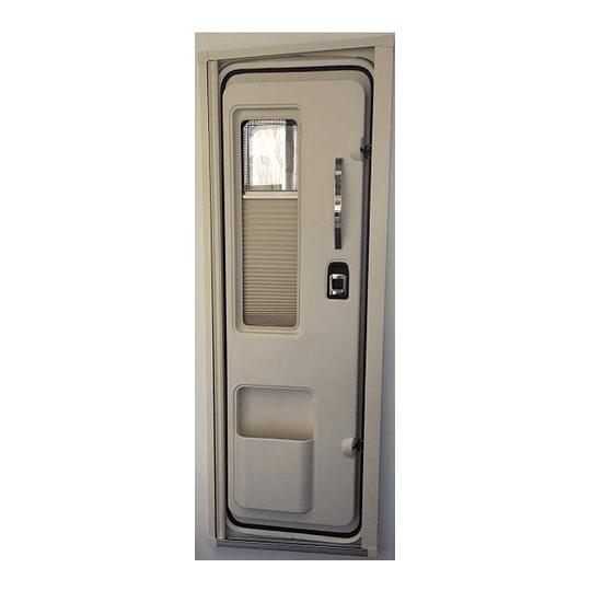 Puerta para Casa Rodante y Motorhome 603x1815 mm