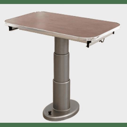 Soporte para mesa de casa rodante camper y motorhome