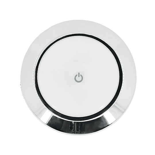 Foco LED touch 12/24V de techo tipo plafón 3W