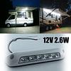 Foco LED 12V para exterior de 2.6W color blanco