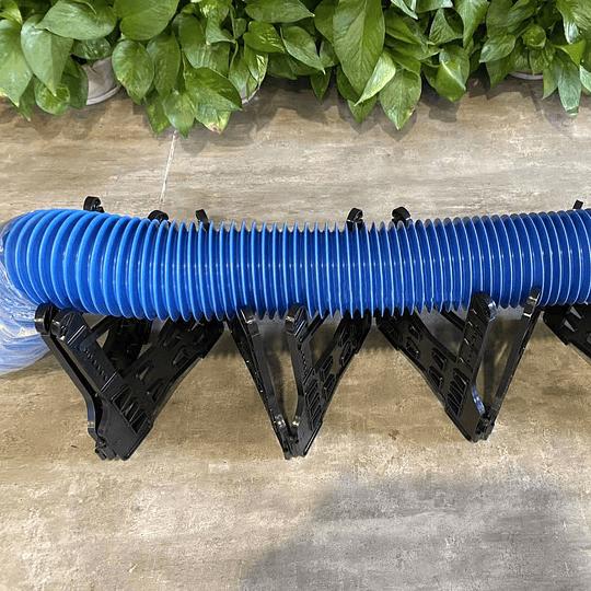 Soporte de 15 pies para manguera de drenaje casa rodante, motorhome