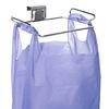 Soporte para bolsas o toallas en acero inoxidable