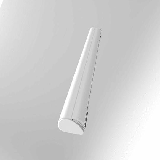 Toldo sobre techo cassette 3.50x2.50 mts blanco