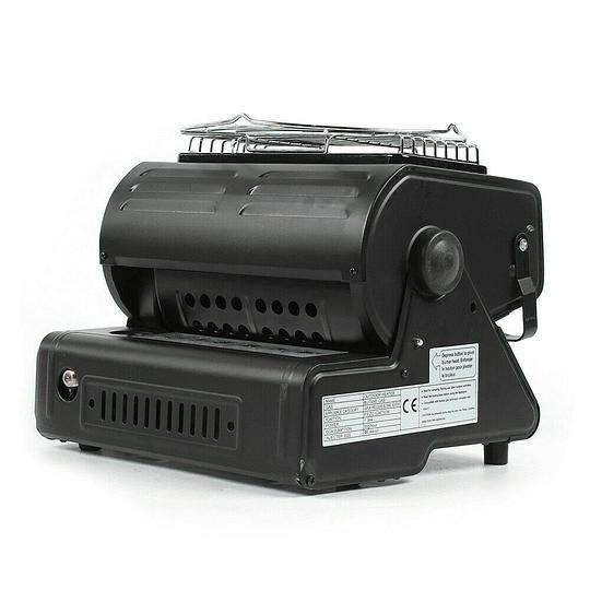 Estufa / Cocinilla portátil a gas