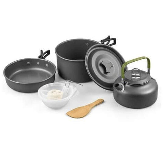 Set de cocina para camping