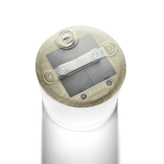 Lámpara Solar Luci Lux Pro