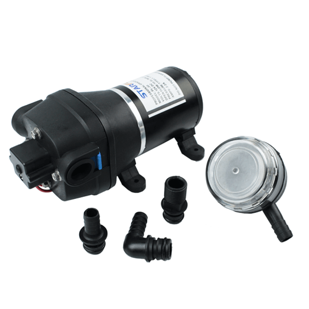 Bomba De Agua 12V DC | 10 L/Min | 17 PSI